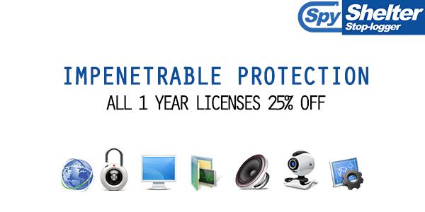 SpyShelter Sale