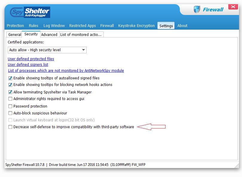 SpyShelter 10 7 8 released | SpyShelter | World's best anti